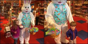 Celebrate the Season with the Easter Bunny
