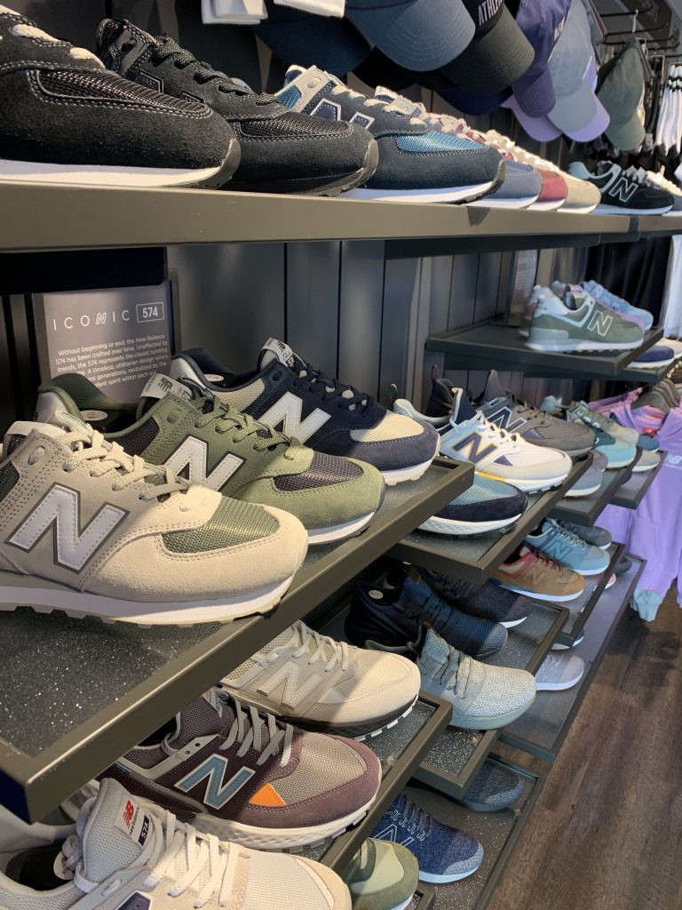 The New Balance Store Helps You Look Great, Feel Good and Get Moving
