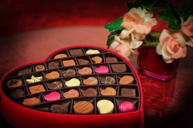 Celebrate Valentine's Day at Thruway Center